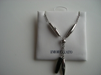 Dames armband zeer elegant uitgevoerd met parels